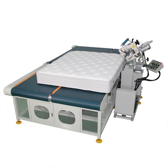 Machine de bord de bande de matelas automatique